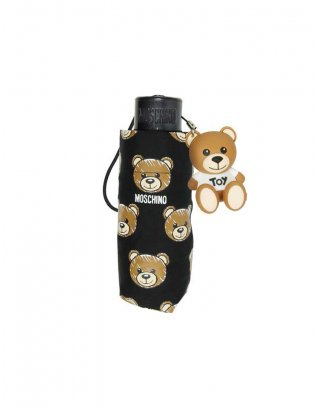 OMBRELLO MOSCHINO BRUSH BEAR ALLOVER