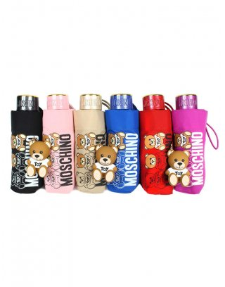 OMBRELLO MOSCHINO BEAR SCRIBBLES