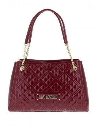 BORSA QUILTED NAPPA PU