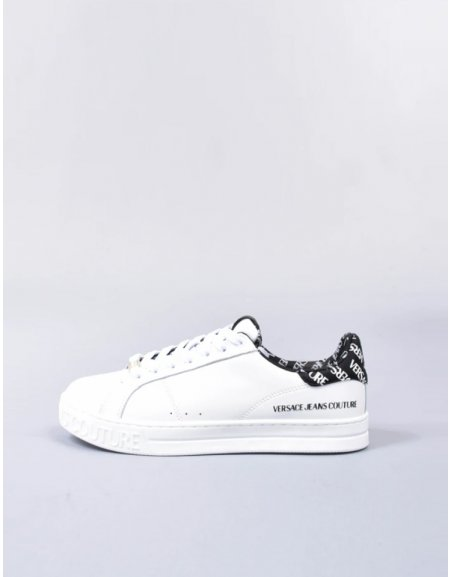 SNEAKERS LEATHER PRINTED LYCRA